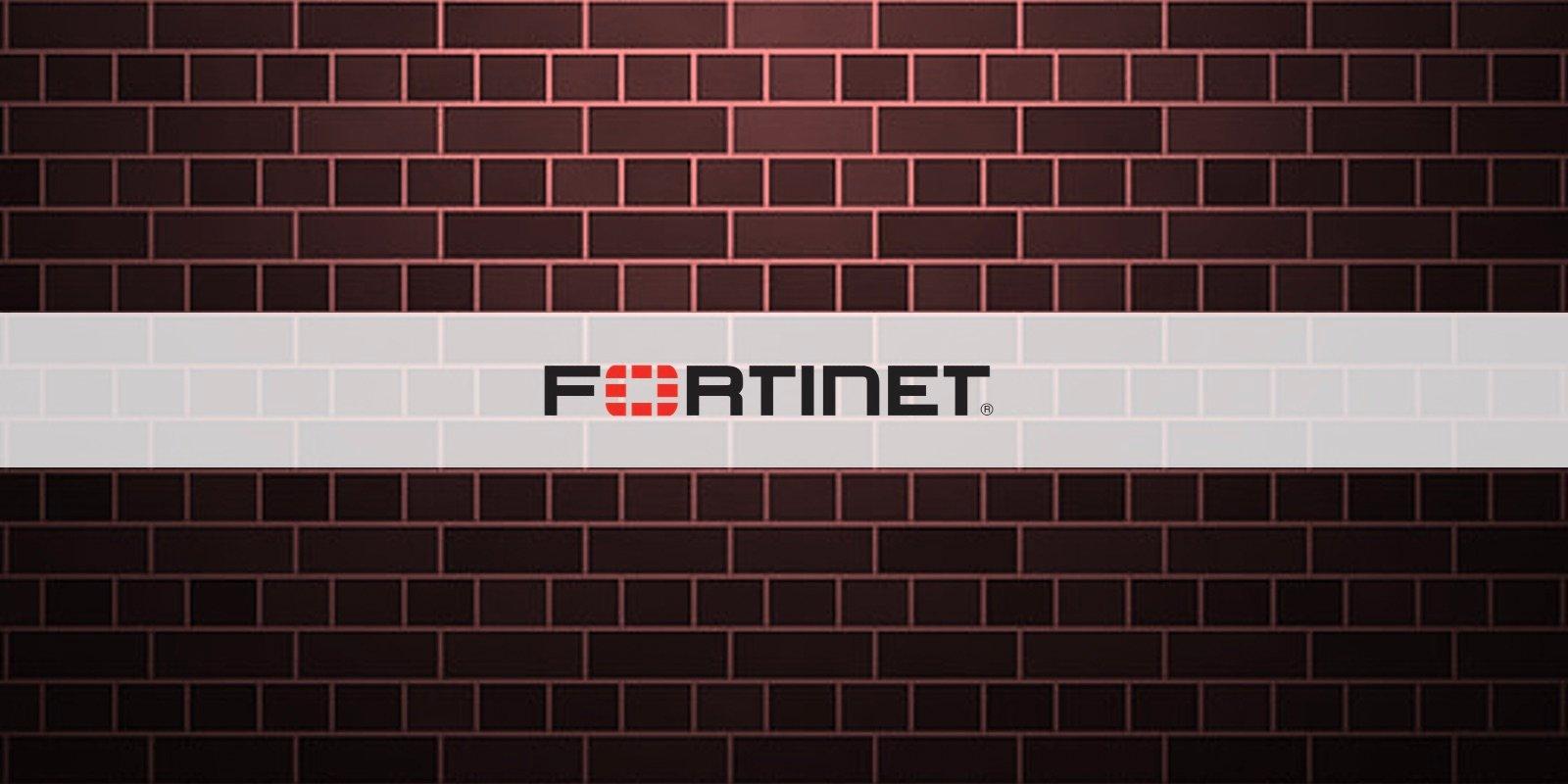 На хакерском форуме доступны пароли для 500 тыс. аккаунтов Fortinet VPN