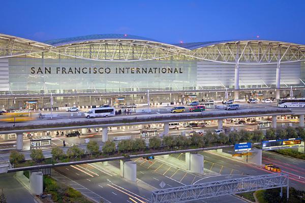 Преступники взломали два web-сайта аэропорта Сан-Франциско