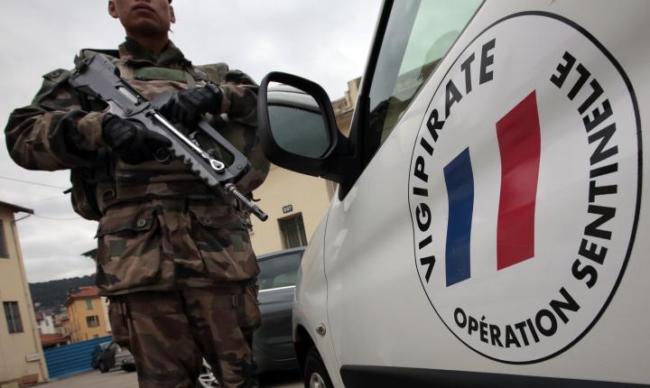 Во Франции воры украли компьютер с секретными данными об оборонных технологиях