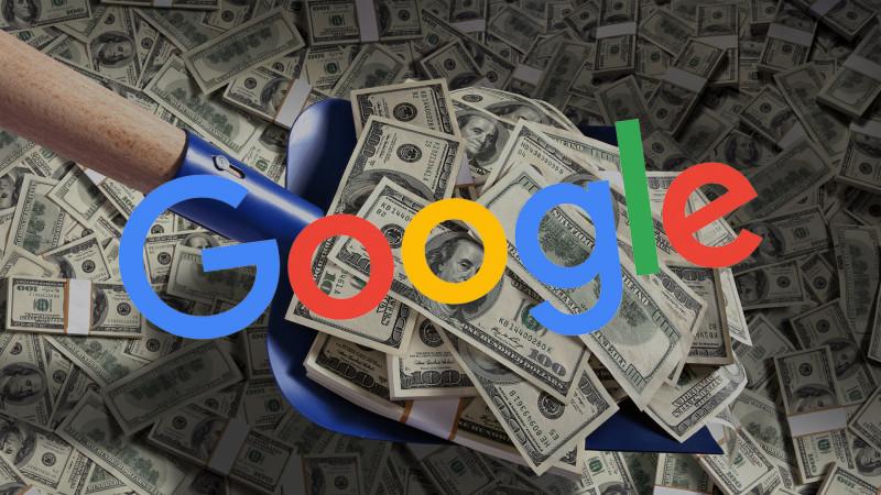 Google начала брать деньги с правоохранителей за пользовательские данные