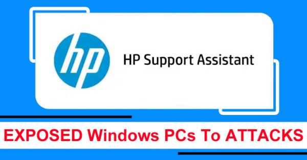 Уязвимости в HP Support Assistant подвергают опасности Windows-ПК