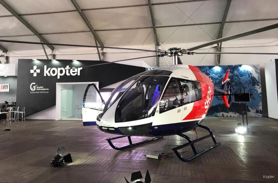 Производитель вертолетов Kopter стал жертвой атаки вымогателей