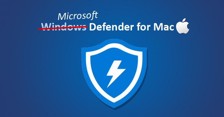 Microsoft выпустил версию Windows Defender для macOS