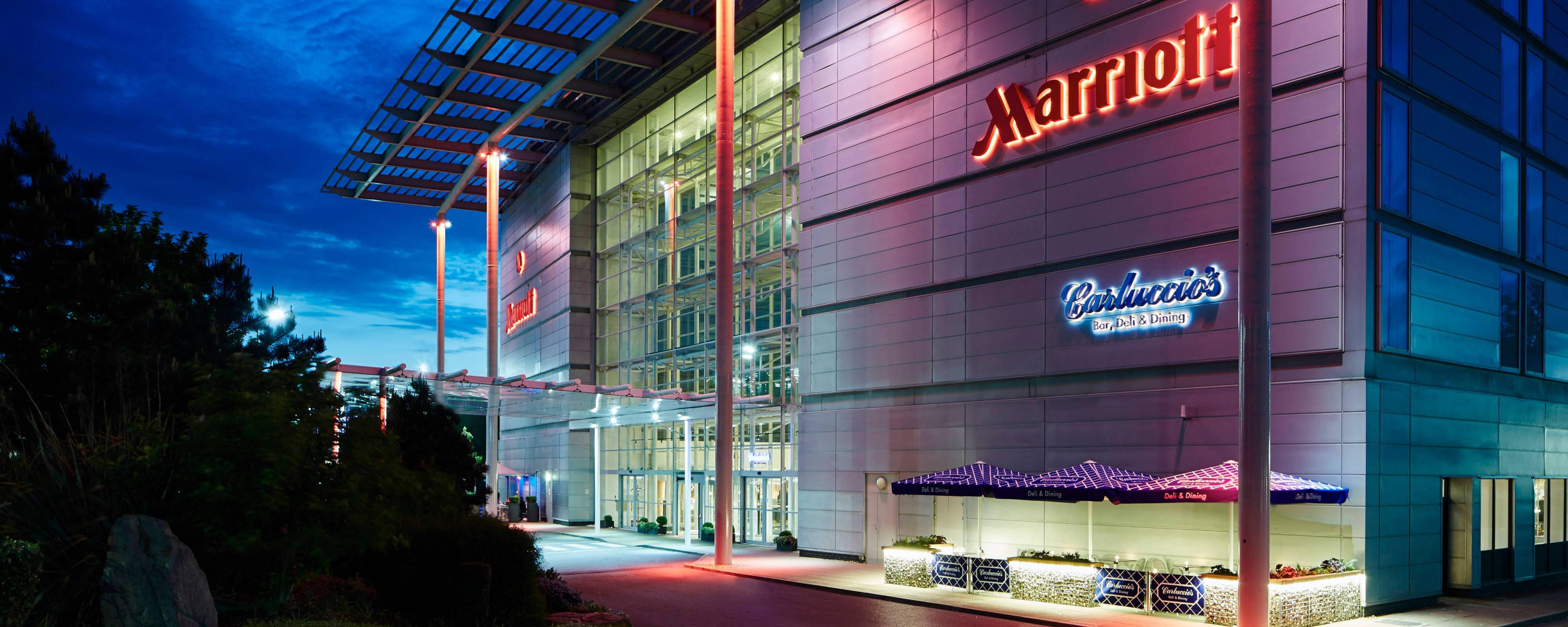 В Высокий суд Лондона поступил коллективный иск к Marriott International