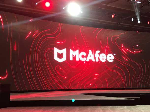 В McAfee привлекли более 600 миллионов долларов в ходе IPO