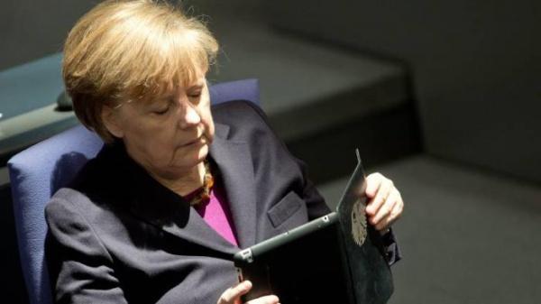 Пять лет назад хакер похитил переписку Меркель
