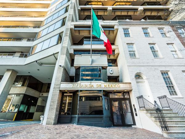 Тысячи конфиденциальных документов мексиканского посольства были размещены в Сети