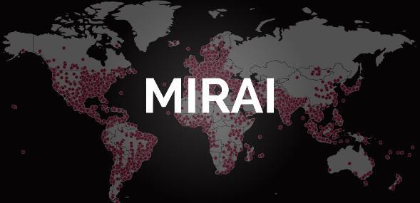 В арсенале Mirai появилось 11 новых эксплоитов