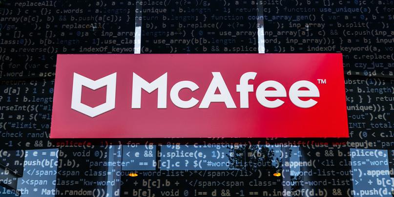 Отчет McAfee Labs о киберугрозах за второе полугодие 2020 года