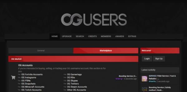Популярный хакерский форум OGUsers подвергся взлому
