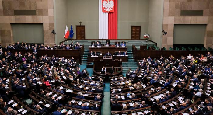 Хакеры взломали электронную почту десятка членов парламента Польши