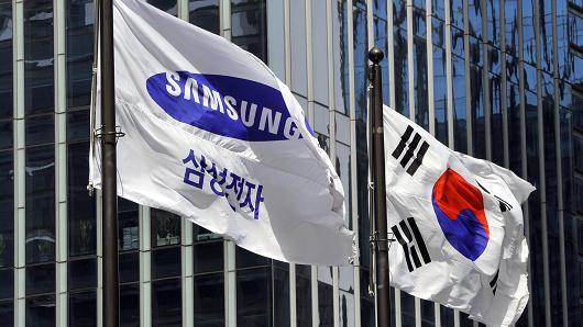 Вымогатели взломали смартфоны Samsung южнокорейских знаменитостей