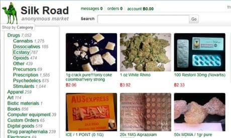 Неизвестные перевели рекордную сумму с криптокошелька Silk Road