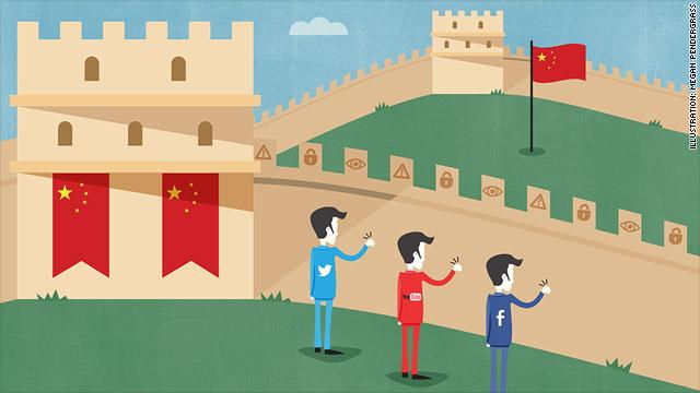 Китайский интернет может по желанию превратиться в интранет