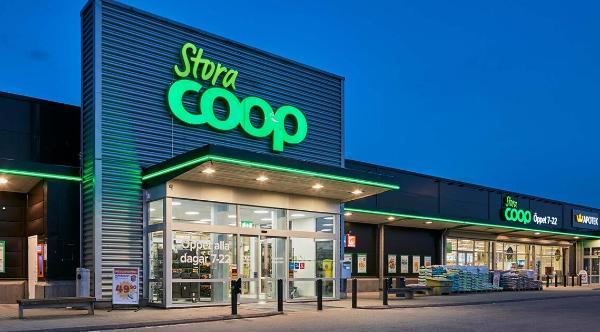 Сеть супермаркетов Coop закрыла почти 800 магазинов в Швеции из-за кибератаки