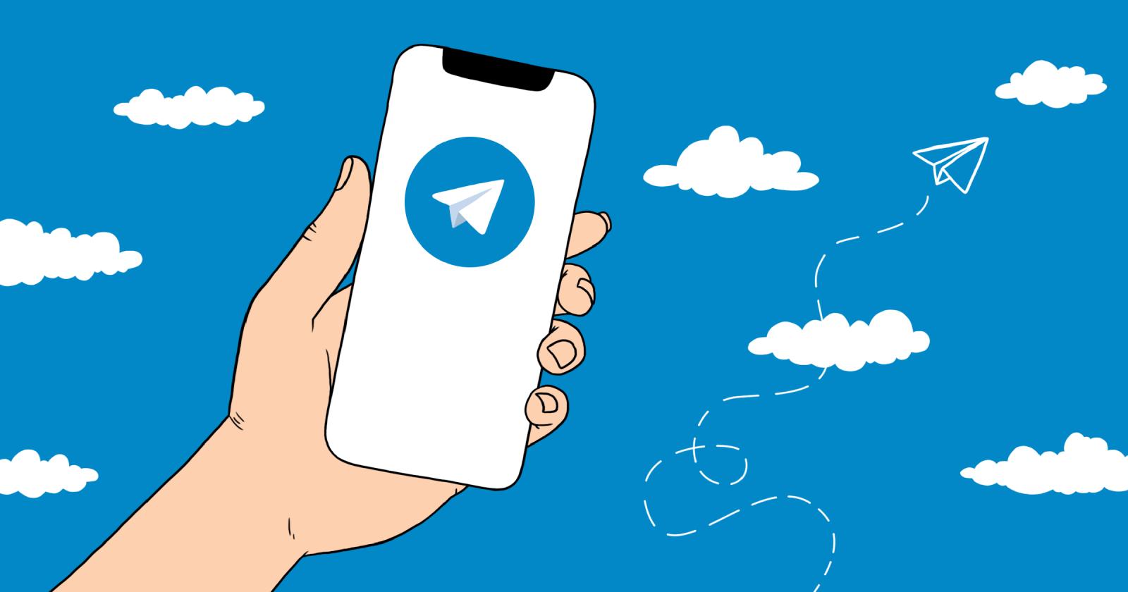 Telegram разблокировали на территории России
