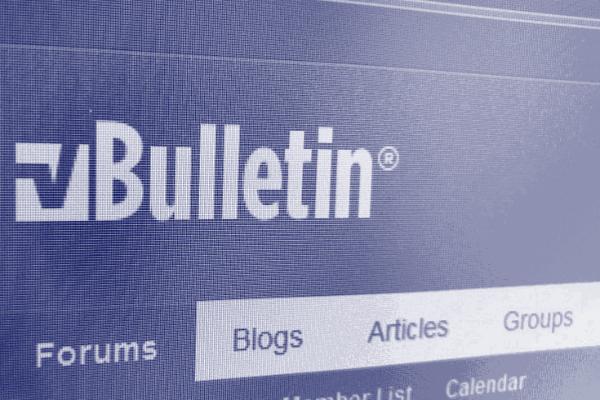 Эксплойт для уязвимости в ПО vBulletin опубликован в открытом доступе