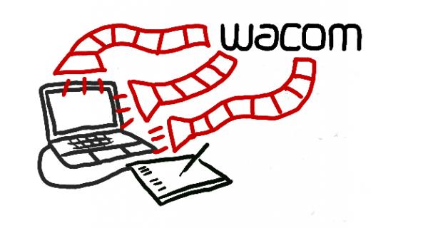Планшеты Wacom собирают информацию об открываемых приложениях
