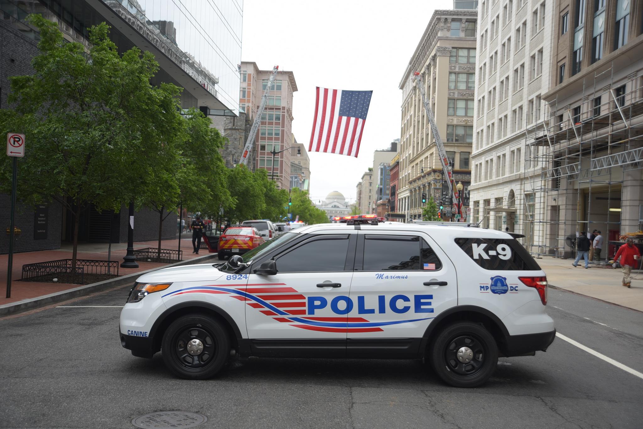 Вымогатели пригрозили полиции Вашингтона раскрыть ее информаторов, если не будет уплачен выкуп