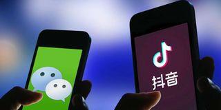 США запретили использование Tiktok и Wechat c 20 сентября