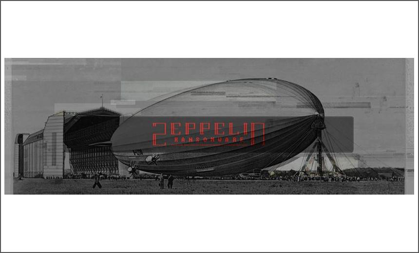 Операторы вымогателя Zeppelin возобновили свою деятельность