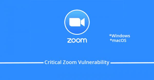 Две ранее неизвестные уязвимости в Zoom выставлены на продажу