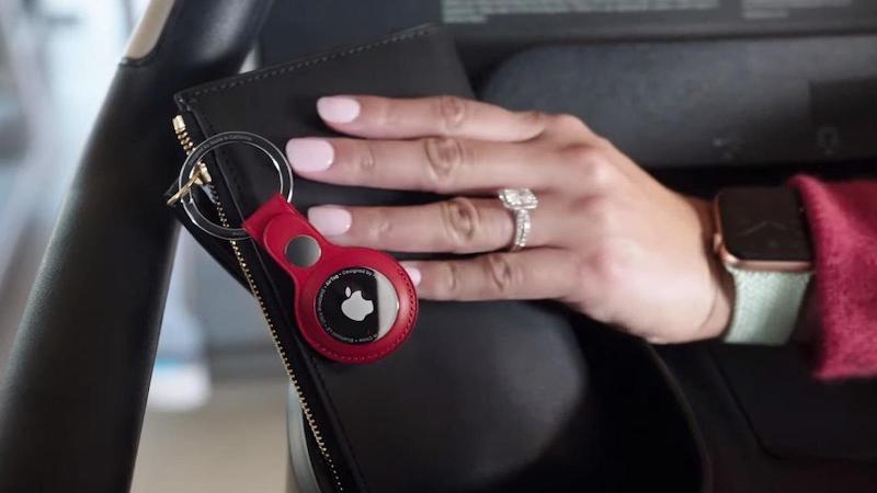 Трекеры Apple AirTags можно использовать длякражи учетных данных и конфиденциальной информации