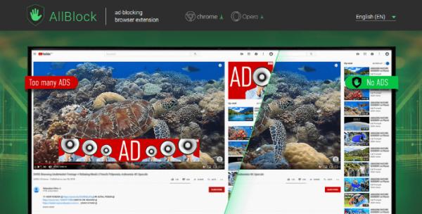 Вредоносный блокировщик рекламы внедряет рекламу в поисковую выдачу