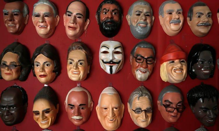 Anonymous попытались вернуть былую славу, выдав старую утечку за новую