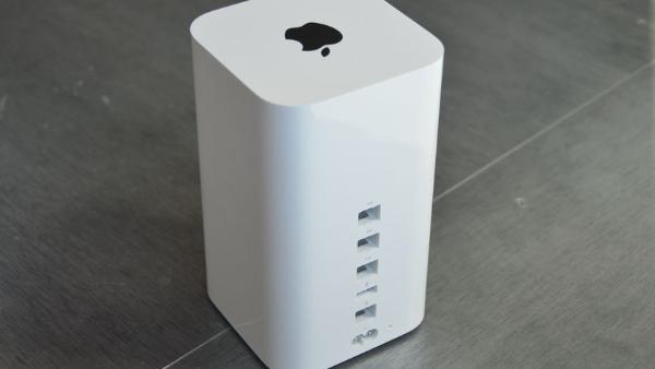 Данные хранилищ Apple AirPort Time Capsule могут быть утрачены из-за технического недочета