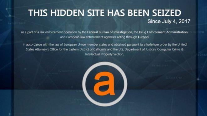 Модератору подпольной торговой площадки AlphaBay грозит 20 лет тюрьмы