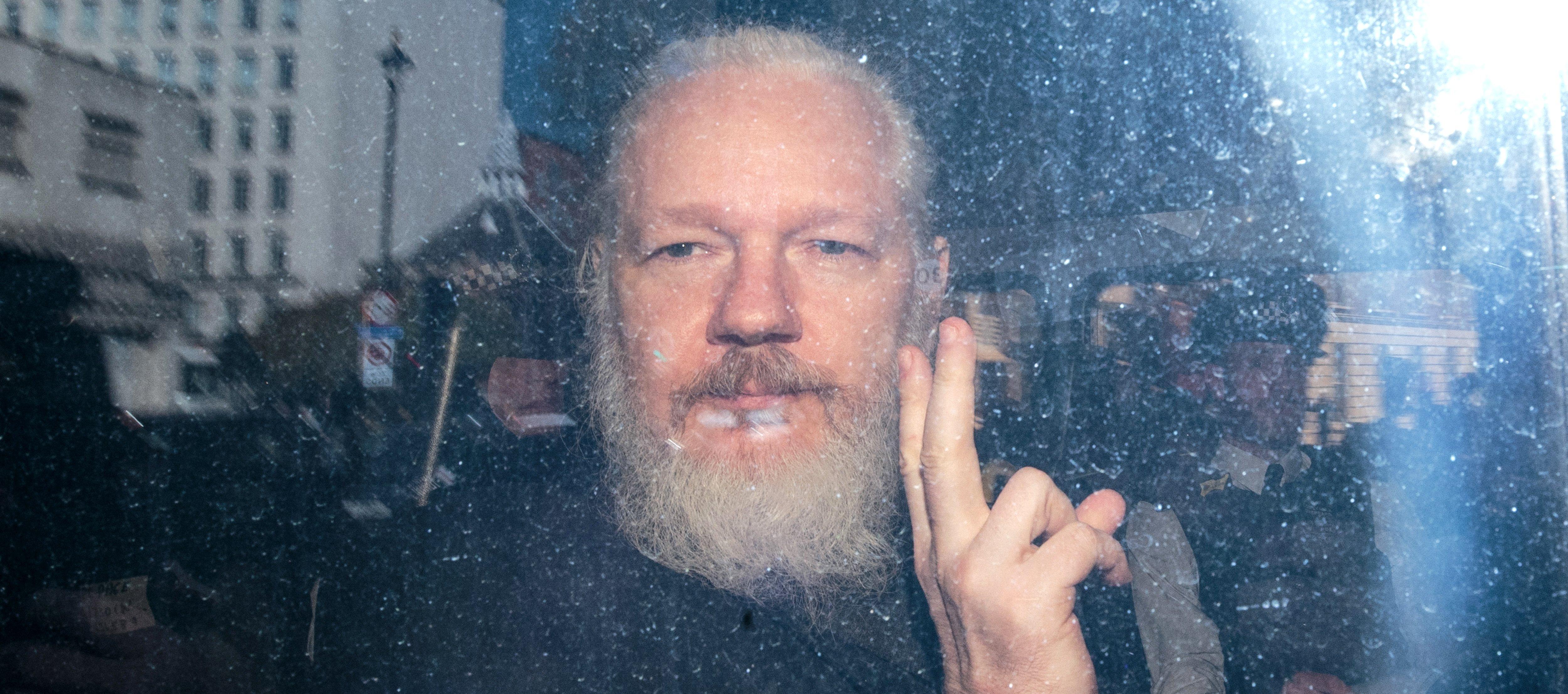 В Лондоне начался суд об экстрадиции Ассанжа в США