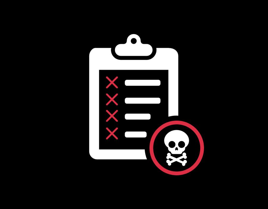 Представлены критерии по включению информации в реестр запрещенной