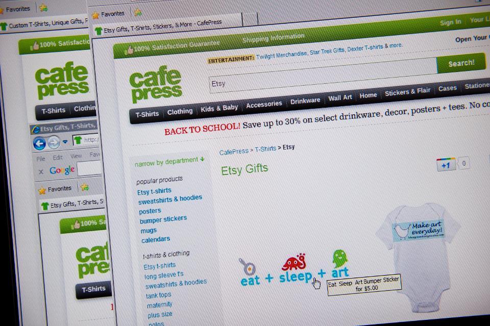 Данные 23 миллионов пользователей CafePress утекли в руки хакеров