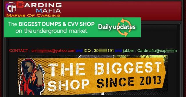 Хакеры взломали кардинг-форум Carding Mafia