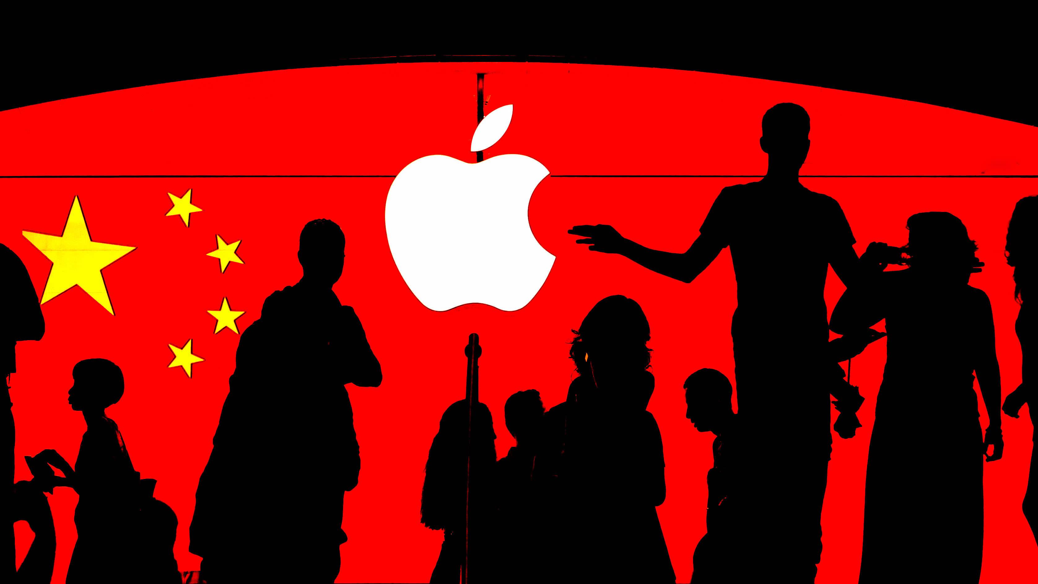 Китай обвинил Apple в слежке за своими пользователями
