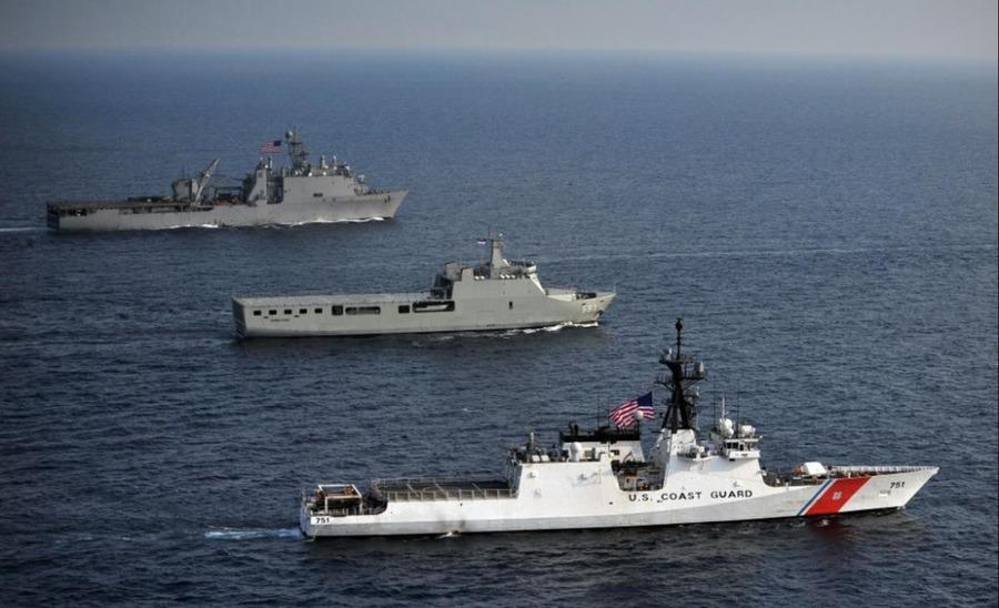 Береговая охрана США сообщила о хакерской атаке на один из коммерческих кораблей