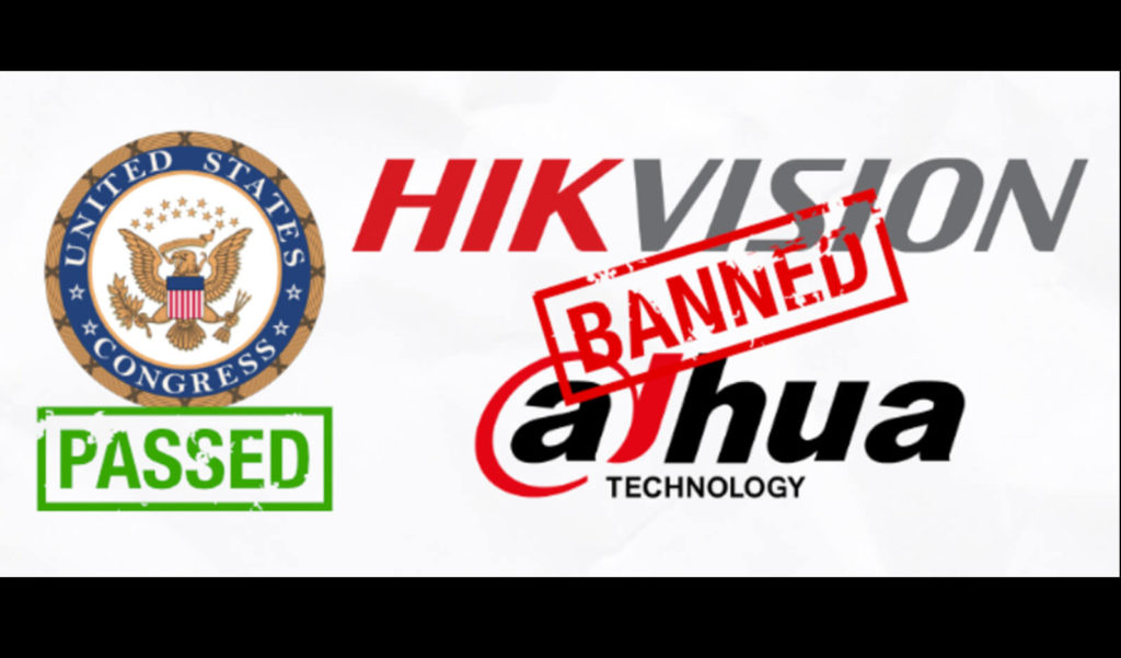 Bloomberg: Hikvision, Dahua и Megvii могут разделить судьбу Huawei