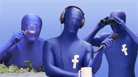 Facebook подала в суд на украинских разработчиков за кражу данных пользователей