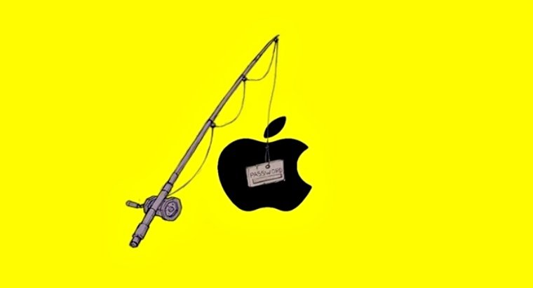 Новая правдоподобная фишинговая кампания нацелена на пользователей iOS-устройств