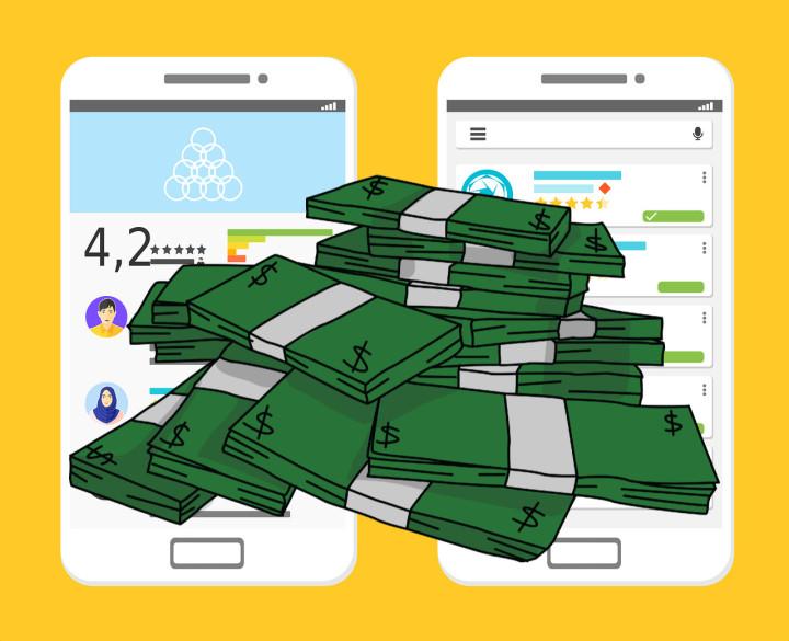Fleeceware-приложения приносят своим разработчикам сотни миллионов долларов
