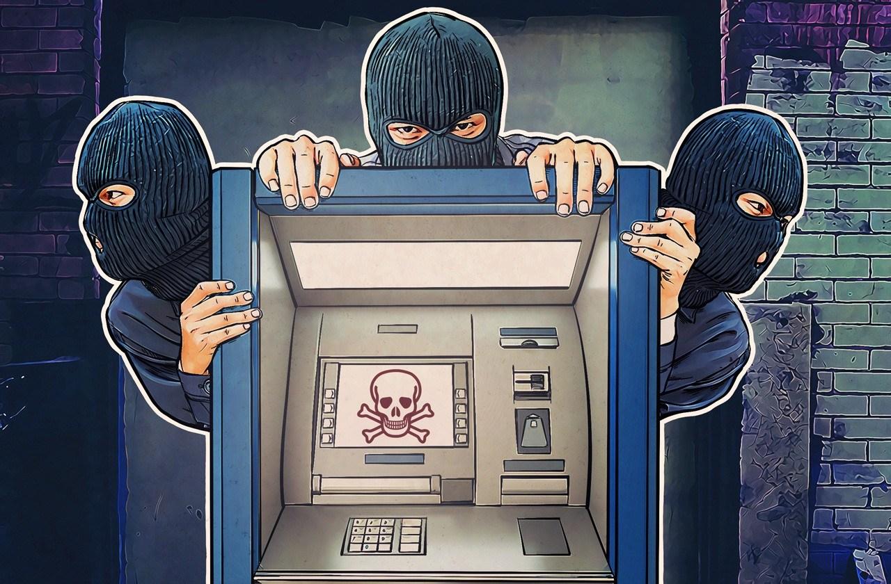 Задержаны подозреваемые в краже 16 млн рублей из банкоматов