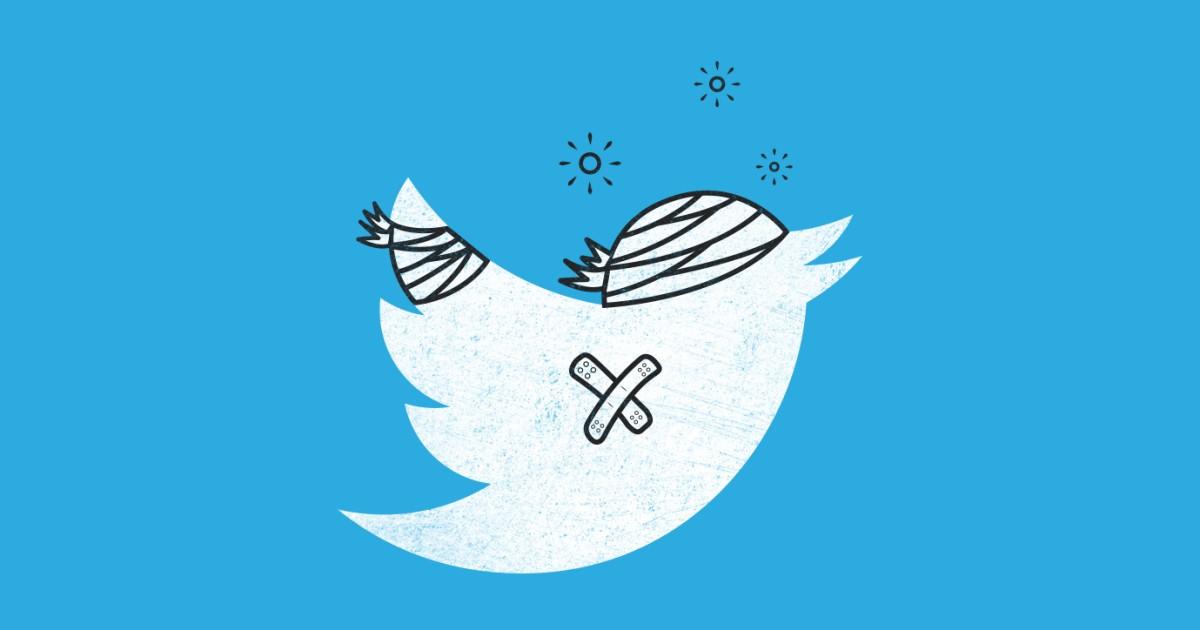 Уязвимость в Twitter позволяет отображать ложные ссылки