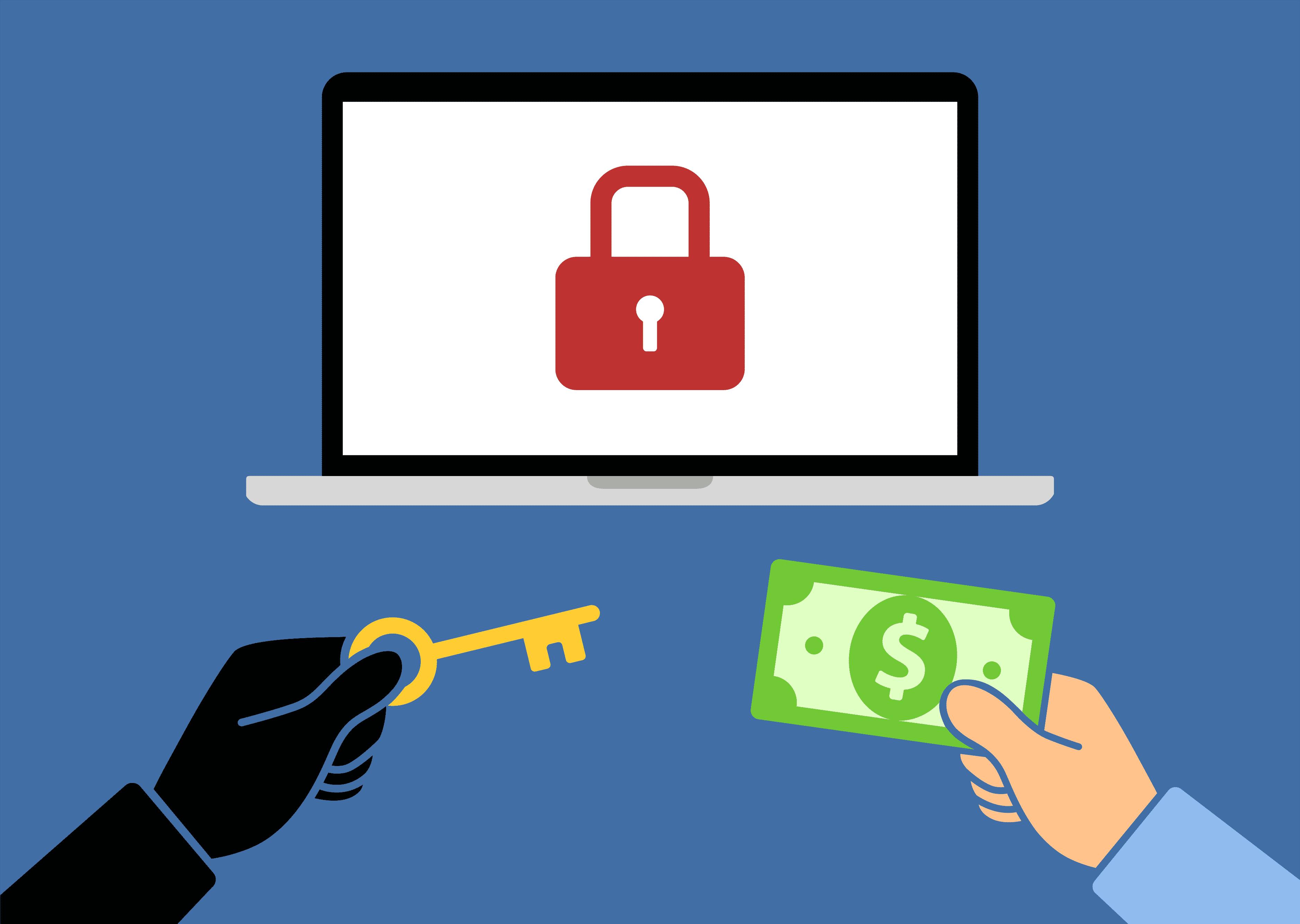 Новая тактика хакеров: двойное вымогательство