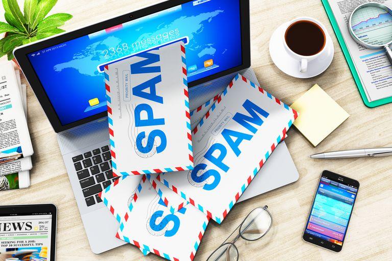 Европу и США атаковала массированная спам-кампания
