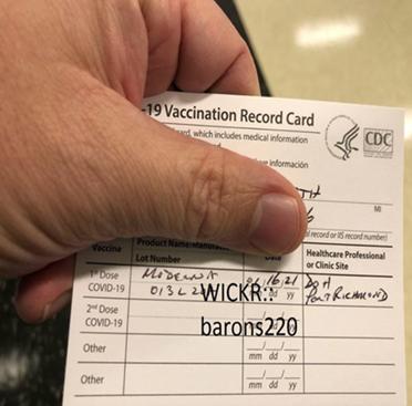 Киберпреступники предлагают купить вакцины исертификаты о вакцинации