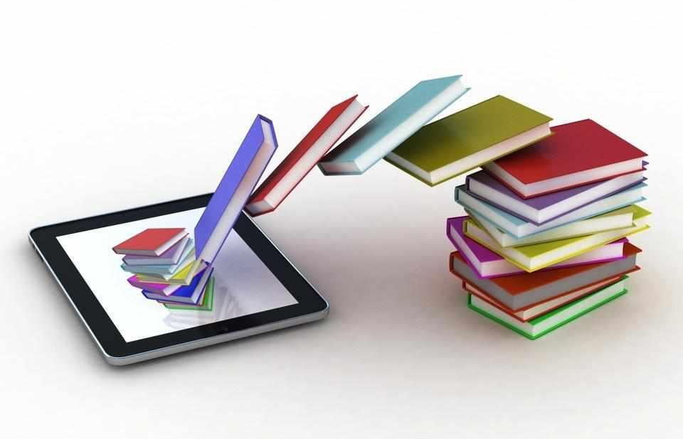 Пользователи активно торгуют нелегальными копиями электронных книг