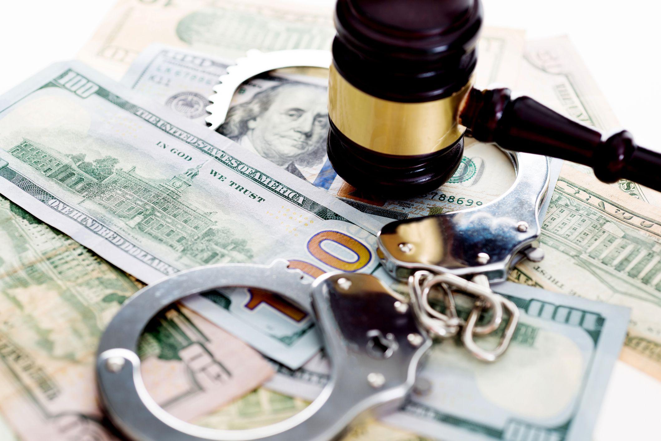Россиянин обвиняется в отмывании денег для киберпреступников