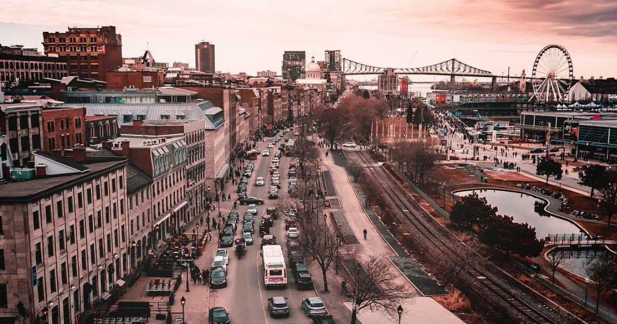 Вымогатели атаковали систему общественного транспорта Монреаля