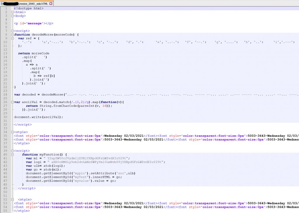 Хакеры использовали азбуку Морзе для сокрытия вредоносных URL-адресов